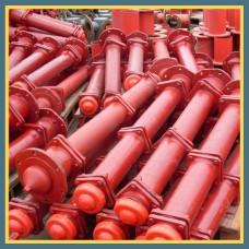 Гидрант пожарный подземный 3250 мм ГОСТ 8220-85