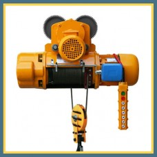 Таль электрическая канатная передвижная 0,125 тн 12000 мм Olymp OL20125