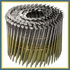 Гвоздь барабанный 2,5х35 мм кольцевая накатка оцинкованный