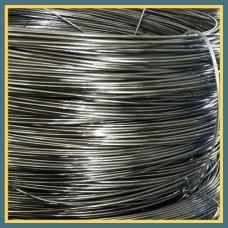 Проволока титановая сварочная 1 мм ВТ20-1св ГОСТ 27265-87