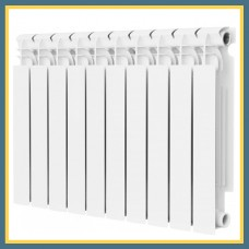 Радиатор биметаллический 350/80 STI (10 секц.)