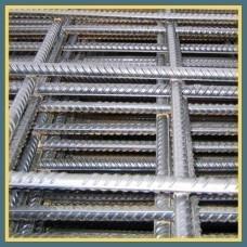 Сетка сварная арматурная 0,4х0,25х0,5 мм Ст45 ГОСТ 23279-2012