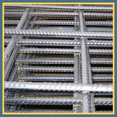 Сетка сварная арматурная 0,4х0,25х0,16 мм 03Х17Н14М3 ГОСТ 8478-81