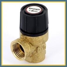 """Клапан предохранительный угловой 1/2"""" (15 мм) Danfoss"""