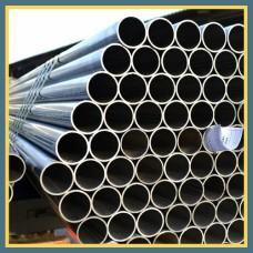 Труба оцинкованная 100x4 мм Ст10 ГОСТ 10705-80